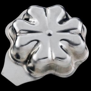 Formička na cukroví Čtyřlístek pro výrobu nejen vánočního cukroví